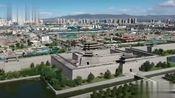 三代京华,明清重镇现代大同航拍全景风貌,不一样的大同古都