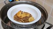 芋头红烧肉,做起来简单,味道让人流口水!-新美食-舌尖计
