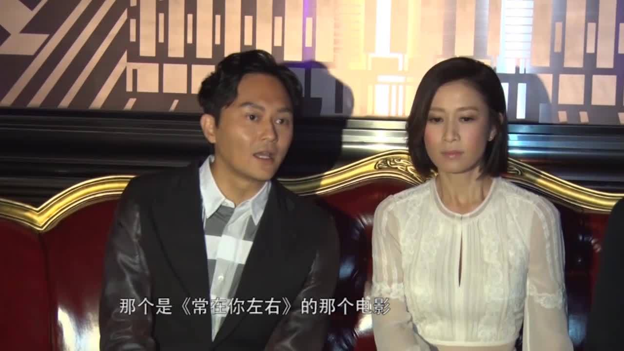 张智霖父亲节感悟成长 佘诗曼黄子华7年后再携手