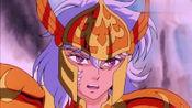 圣斗士星矢: 捷克弗里德和海魔女苏兰特拼命, 太精彩了!