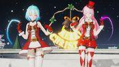 [MMD] Christmas Santy Miku Luka「Last Christmas」[19030]【pao kruger】