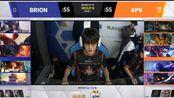 2019Kespa韩国电竞杯 16强 APK vs. Brion 第一场 高光时刻