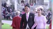 刘强东夫妇参加英国皇室婚礼,二人在恩爱的路上越走越远