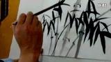周平老师教国画 花鸟 竹子
