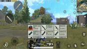 刺激战场:蓝战天直接打爆头盔,你怕吗?