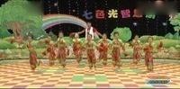 幼儿舞蹈教学视频 迎春娃娃