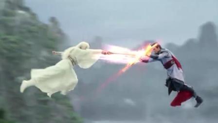 《轩辕剑之汉之云》首播 张云龙于朦胧大打出手