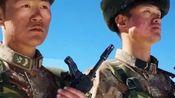 向我们子弟兵致敬,有了你们钢枪和身躯,老百姓才有了安宁的日子!