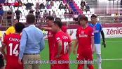 突发!中国队世界杯不满判罚抗议罢赛被裁判直接判负,或追加处罚!