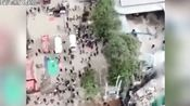 柬埔寨7层在建大楼坍塌已致18人死 涉事中国公民已被控制