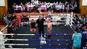 【欧美小学生职业泰拳赛】(42kg)Celia vs Tiko