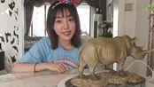 Memory Museum白犀牛雕像评测 月野兔投稿重制版