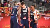 米切尔空砍29分 美国男篮不敌法国止步八强