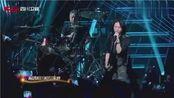 黑豹乐队现经典摇滚,演唱《无地自容》,嗨爆全场