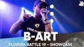 B-ART | Florida Beatbox Battle 2019 | Showcase