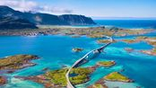 欧洲最美的铁路线,沿途都是绝色美景,无数人欣赏美景错过了站!