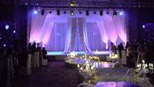 星光闪烁的婚礼舞台!