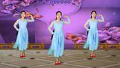 中老年抒情广场舞《叹情缘》情歌王子祁隆演唱,经典伤感附分解