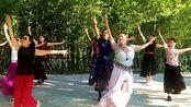 民族舞蹈《康巴情》 相约紫竹院杜老师舞蹈队作品