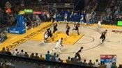 【星灵】NBA2K第28库里杜兰特勇士vs利拉德开拓者:三分军团