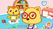 猫小帅儿歌 第355集 妈妈是超人