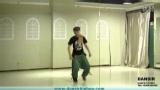 DANSIR爵士舞教学视频 沈阳爵士舞 boa only one 舞蹈版教学