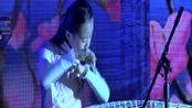 双人舞伴古筝表演《平湖秋月》