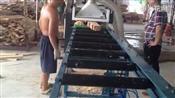 大型方木多片锯 高110宽400方木多片锯 正启机械厂