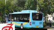 【POV23】东营最大线路编号·东营公交190路(市公交公司→锦苑二区)全程5.5倍速前方展望