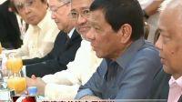 菲律宾总统会见汪洋 170317