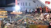 柬埔寨在建大楼倒塌致28死 涉事中国公民被指控过失杀人罪