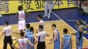 CBA-半决赛-第5场:火药味太浓!北京广东起冲突