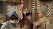 3个小孩都是神仙下凡,自己却毫不知情,一起跪在自己的神像前