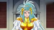 圣斗士星矢剧场版:这三四个黄金圣斗士都挡不住前任的双子座黄金圣斗士
