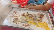 潮汕豪华早餐,一碟7元肠粉搭配13元海鲜,普宁大姐从早忙到晚
