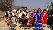 边走边唱,拉祜族兄弟姐妹唱起《拉祜山乡好地方》