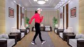 小姐姐在家跳广场舞《嗒嘀嗒》强身健体