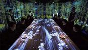 """日本人吃饭玩出新高度!世界首家""""虚拟餐厅"""",每天只招待8人"""