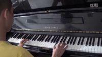 我在家弹钢琴《梁祝》