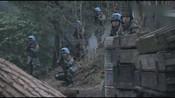 《维和步兵营》田爽身上炸弹倒计时100秒,班长心急如焚拆炸弹