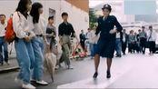 皇家师姐3里的杨丽菁帅气出场,精彩
