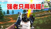 狙击手麦克:重返画质升级的荒野行动,机瞄毛瑟枪统治全场!