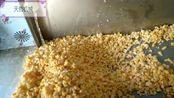 新型玉米面条机视频 店铺设备全自动玉米面条机