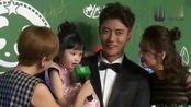 洪欣儿子张镐濂发声深情表白妈妈:我最爱的请要幸福!