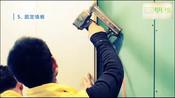 唐山明雅集成墙板全屋整装安装墙板固定方法介绍
