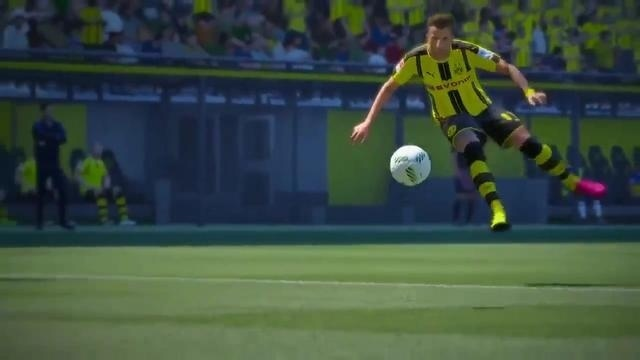 《实况足球2017》和《FIFA17》哪家强?对比视频抢先看