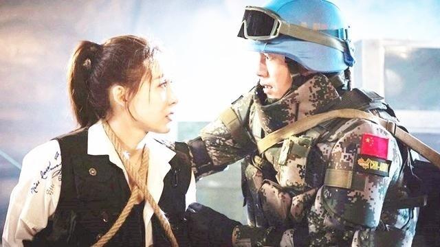 维和步兵营插曲《扶桑花》搭配这些剧情毫无违和感