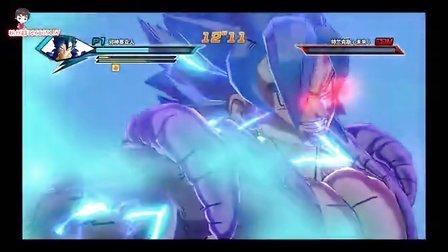 七龙珠超宇宙第三季十三PC版(邪神赛亚人)