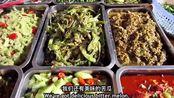 老外在四川吃传统美食,麻婆豆腐让他表示,舌头像被电了一样