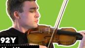 Alexi Kenney: the Allemande fr. J.S. Bach's Violin Partita No. 2 in D Minor